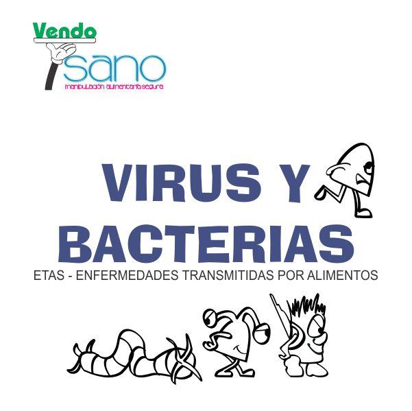 Info Virus y Bacterias