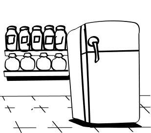 Mantenga los alimentos a temperaturas seguras