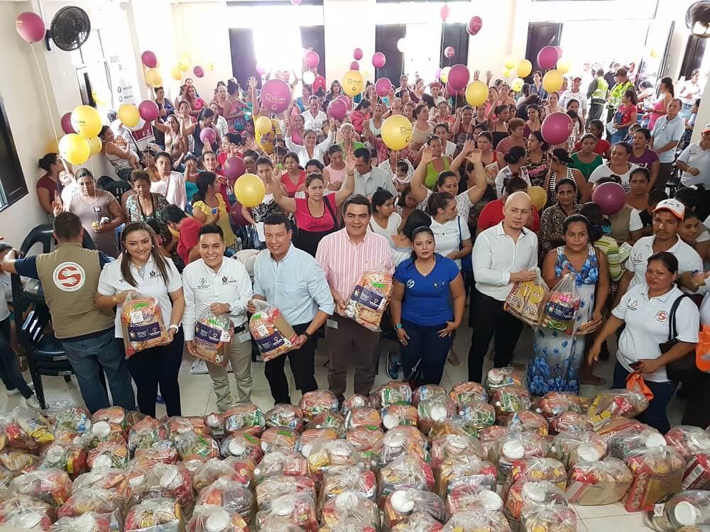 Inversión social en Ibagué con sello Departamental